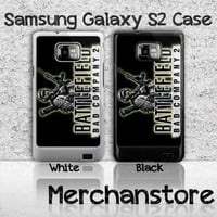 Battlefield Badcompany 2 Video Game Samsung Galaxy S2 Case