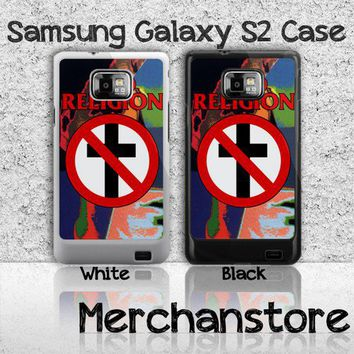 Bad Religion No Control Back Samsung Galaxy S2 Case