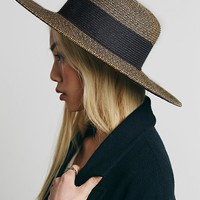 Sun 'n' Sand Womens The Madeline Hat - Natural Marled One