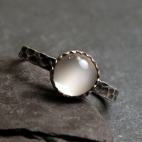 Moonstone Ring - Size 7