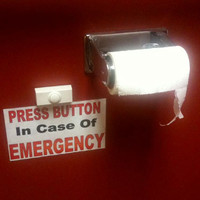 Restroom Panic Button  Funny, Bizarre, Amazing Pictures &amp; Videos