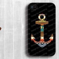 anchor iphone case iphone 4 case iphone 4s case iphone 4 cover anchor graphic atwoodting design