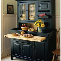 Large Conestoga Cupboard - Plow & Hearth