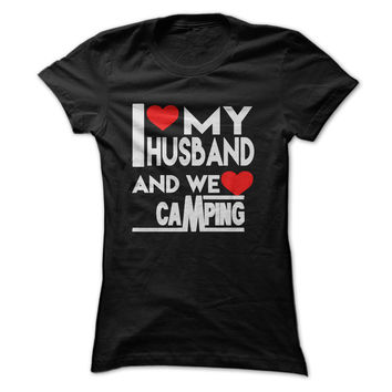 I love my husband and we