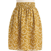 Write Back Soon Skirt | Mod Retro Vintage Skirts | ModCloth.com
