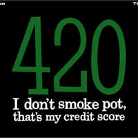 T-Shirt Hell :: Shirts :: 420 - I DON'T SMOKE POT