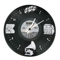 WrecordsByMonkey: Phonograph Clock, at 31% off!