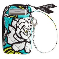 Amazon.com: Vera Bradley All in One Wristlet in Island Blooms: Clothing