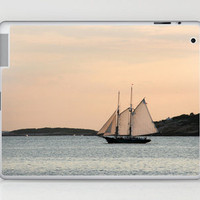 Sunset Sail Laptop & iPad Skin by Shy Photog | Society6