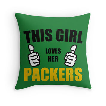 THIS GIRL LOVES HER PACKERS