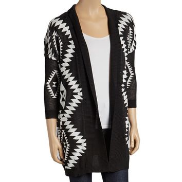 Katydid Aztec Fashion Women's Cardigan