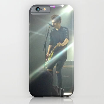 Luke Hemmings Concert iPhone & iPod Case by fivesos