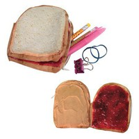 Peanut Butter & Jelly PB&J Yummy Pocket Storage  - Whimsical & Unique Gift Ideas for the Coolest Gift Givers