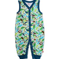 Dinos Sleeveless Romper