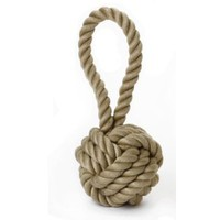 Knot Dog Toy