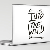 Into the Wild II Laptop &amp; iPad Skin by Leah Flores | Society6