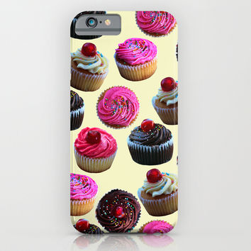 Cupcakes iPhone & iPod Case by Tangerine-Tane