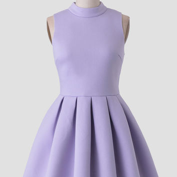 Romy Pleated Dress