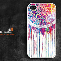 Dream catcher iphone 4 case iphone 4s case iphone 4 cover  call phone case unique Iphone case