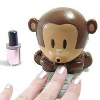 INFMETRY:: Blow Monkey Nail Drier - HomeDecor