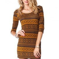 Greely Sweater Dress - ShopSosie.com
