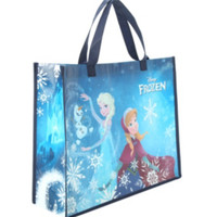 Disney Frozen Snowy Reusable Tote