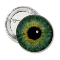 eye popper buttons from Zazzle.com