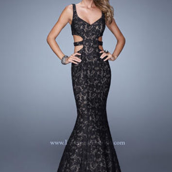 La Femme 20824 La Femme Prom Prom Dresses, Evening Dresses and Homecoming Dresses | McHenry | Crystal Lake IL