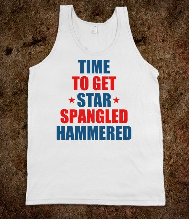 Star Spangled Hammered - Greek