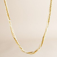 Miriam Haskell? multistrand necklace - 480.00