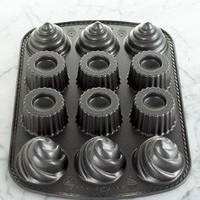 Nordicware Cupcake Pan, Cream Filled Cupcakes - Bakeware - Kitchen - Macy&#x27;s