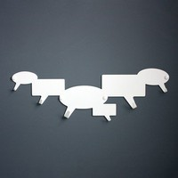 Bettina Nissen Design Blurbs coat rack
