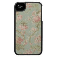 Shabby Roses iPhone 4 Speck Case