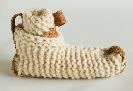 Chilote, Sustainable Wool House Shoes [GS-chiloteshoes] - $59.00 - GSelect  - Gifts for Men. Unique, Cool Gift Ideas and Presents