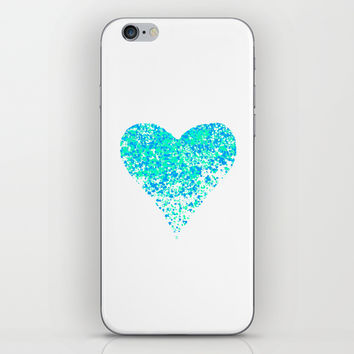 lost in thoughts iPhone & iPod Skin by Marianna Tankelevich
