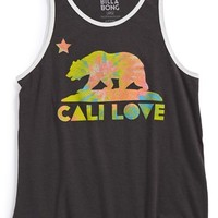 Girl's Billabong 'Cali Love Bear' Graphic