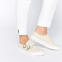 ASOS DUNK Monk Strap Trainers