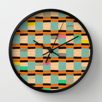 mess around Wall Clock by SpinL