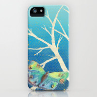 In the Evening iPhone Case by Catherine Holcombe | Society6