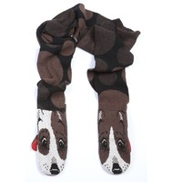 Dog Mitten Scarf - It's a Scarf, It's Mittens: IT'S BOTH!!