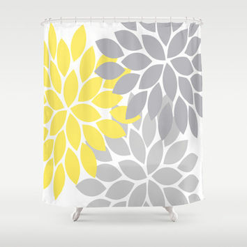 Best Gray And Yellow Shower Curtain Products On Wanelo