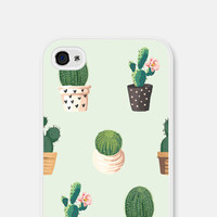 iPhone 6 Case - Succulent iPhone 6 Case - Cactus iPhone 6 Case - Mint iPhone 5 Case - Succulent iPhone 5c Case - Cactus iPhone 5 Case