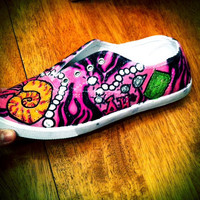 Custom Sharpie Shoes by Kellyv1991 on Etsy