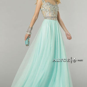 Alyce Prom 6434 Alyce Paris Prom Prom Dresses, Evening Dresses and Homecoming Dresses | McHenry | Crystal Lake IL