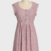 rose romance lace dress by Tulle at ShopRuche.com