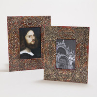 Hand-Painted Lucia Frame Collection | World Market