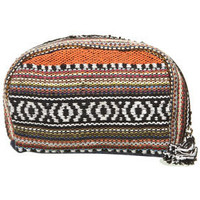 Ikat Make Up Bag - Make Up Bags - Bags & Purses  - Accessories