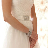 lovely sweetheart wedding dress