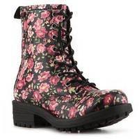 Big Buddha Amber Floral Boot