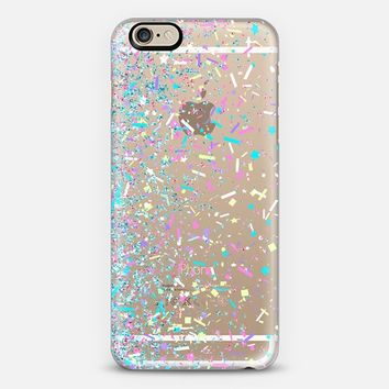 Girly Candy Confetti Blast iPhone 6 case by Organic Saturation | Casetify